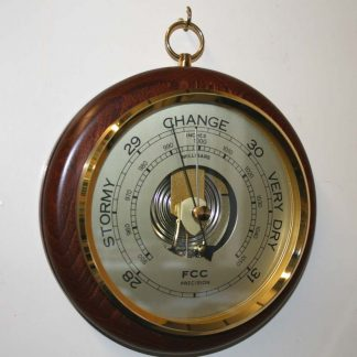 Pocket Watch Style Barometer