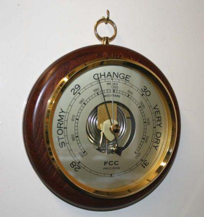 Pocket Watch Style Barometer