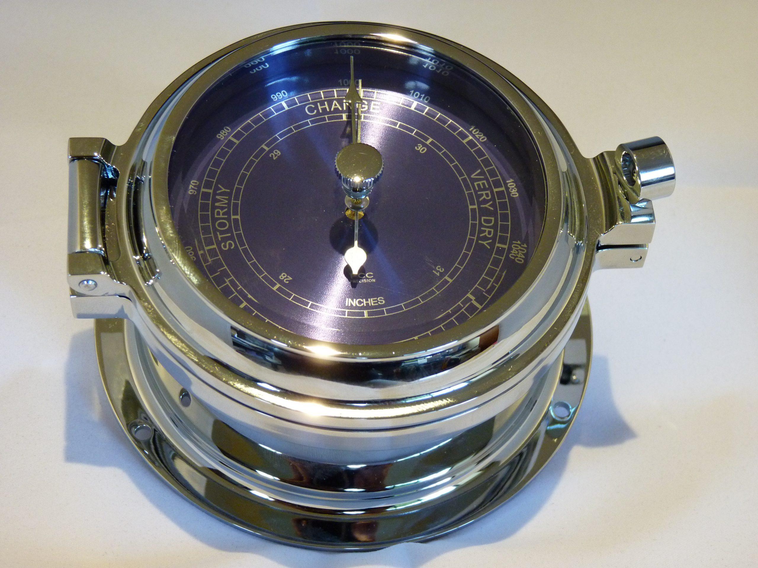 Chrome Barometer Prestige
