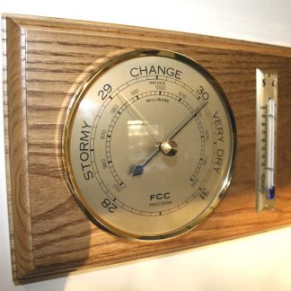 Indoor Barometer & Thermometer