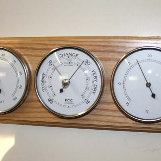 Indoor Weather Station