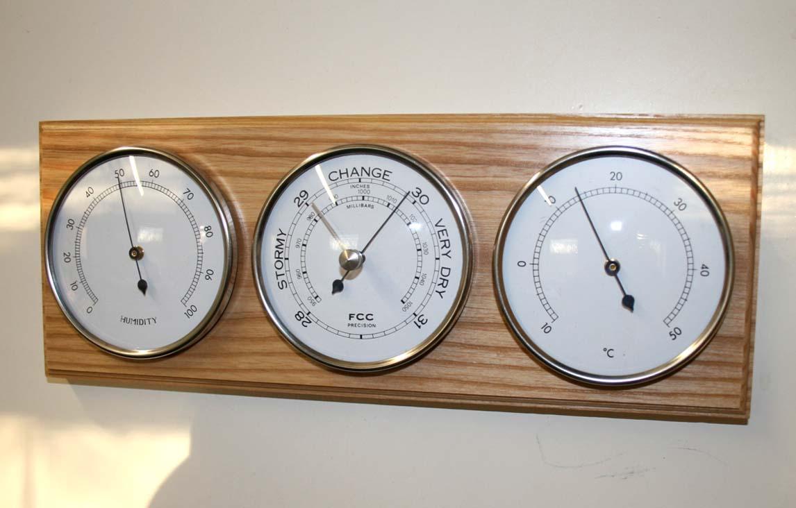Indoor Weather Station