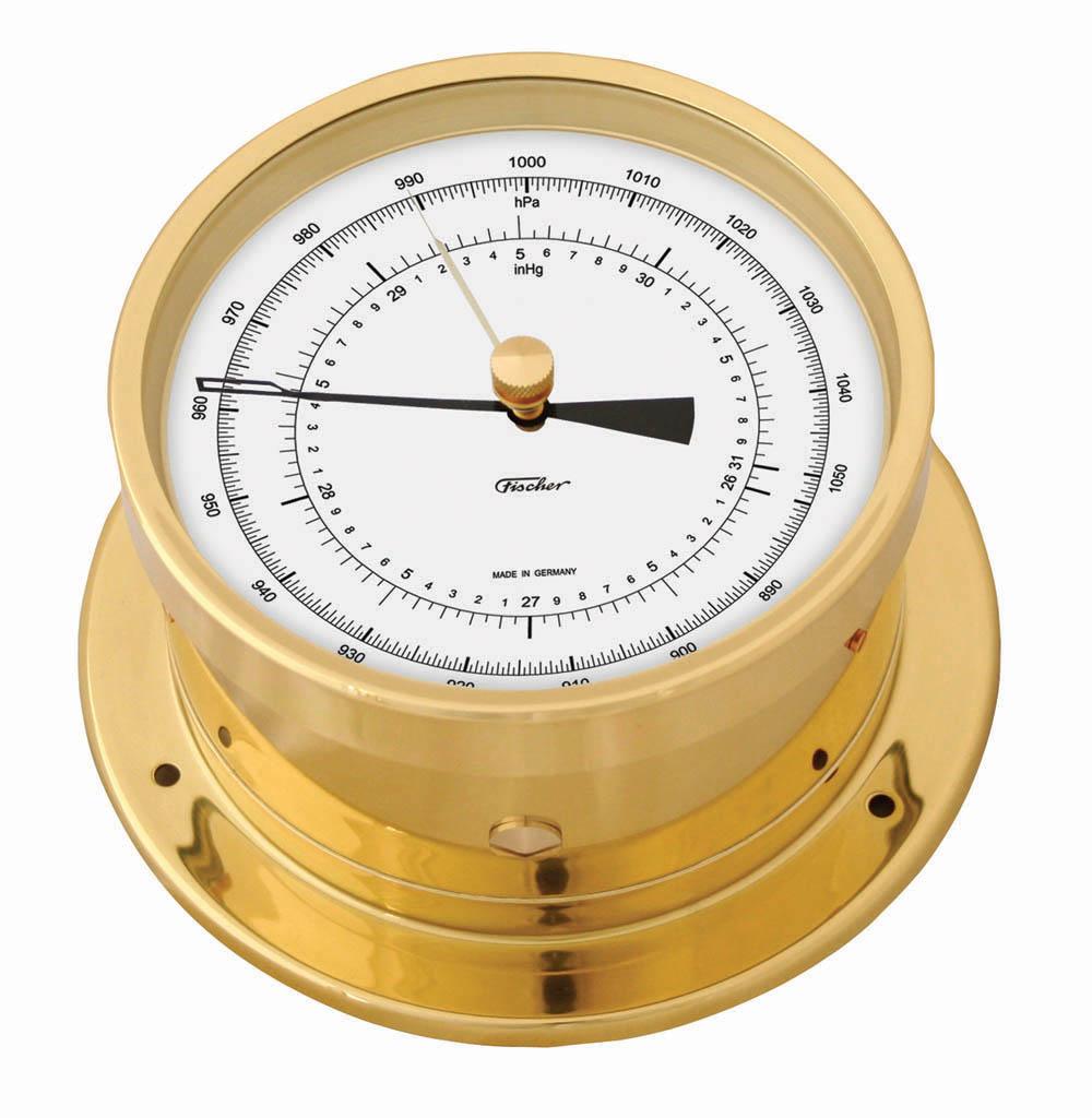 Precision Aneroid Barometer