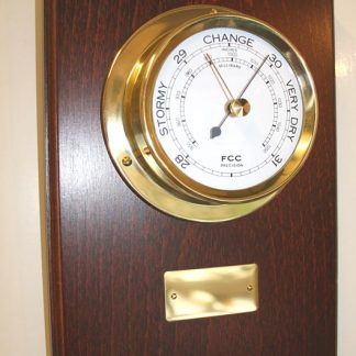 Presentation Barometer
