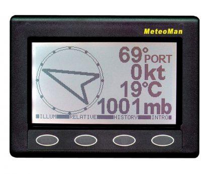 MeteoMan Digital Barometer