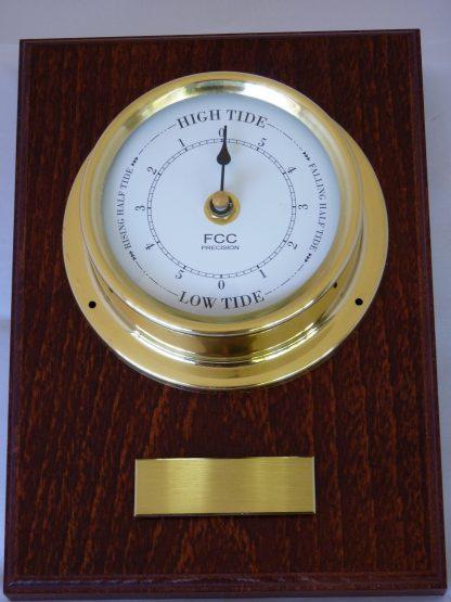 Presentation Tide Clock