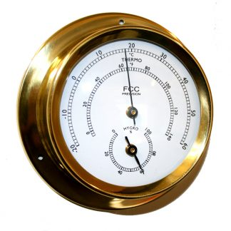 Hygrometer/thermometer