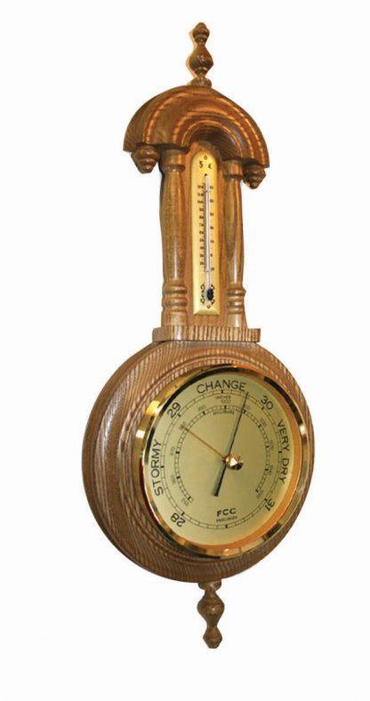 Antique style barometer