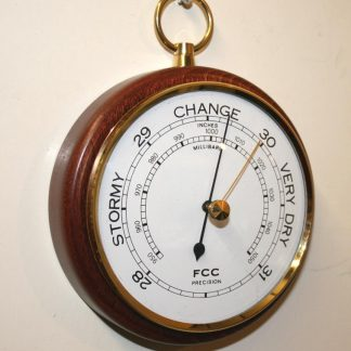 Small pocket watch style Barometer