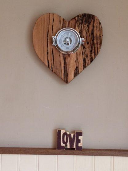 Presentation Love Barometer