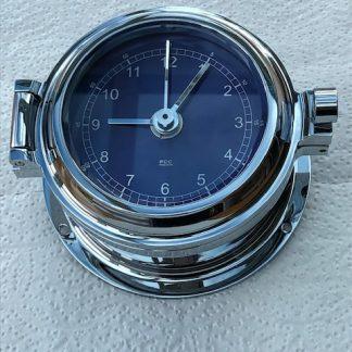 Chrome Clock Prestige Marine